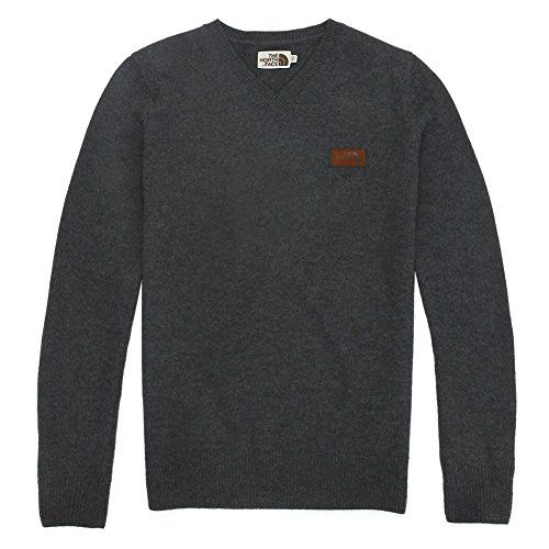 (ノースフェイス) THE NORTH FACE WHITE LABEL V-NECK WOOL SWEATER ... https://www.amazon.co.jp/dp/B01M0DM35R/ref=cm_sw_r_pi_dp_x_vAp-xbXFWSBNA