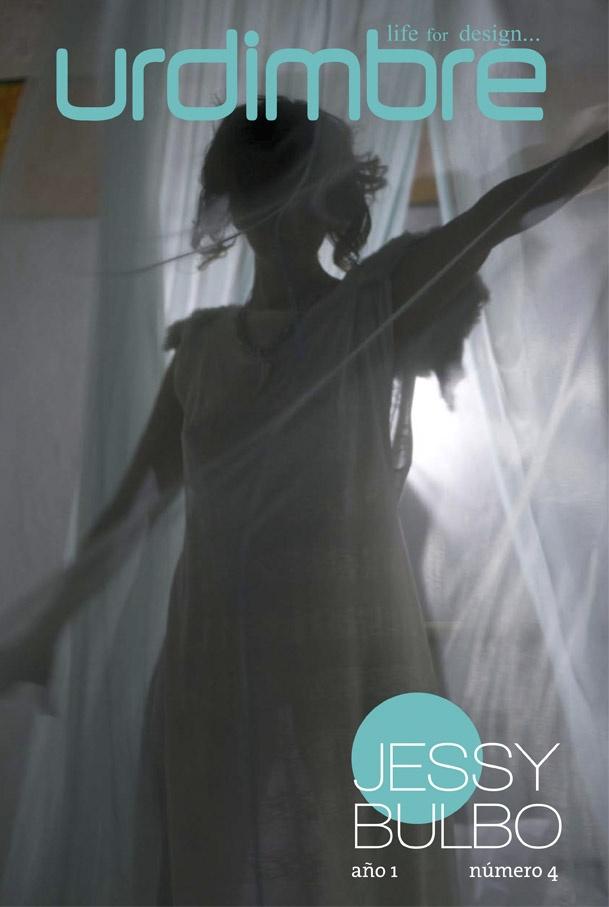 Tengo un sueño, editorial realizada por Revista Urdimbre con Jessy Bulbo Portadas