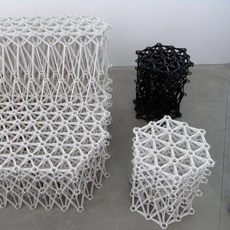 Nice Japanese Designer Yuya Ushida Uses Mechanical Engineering To Generate His  XXXX Furniture Range For Dutch Brand
