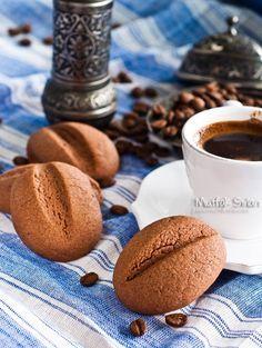 Kahve Çekirdeği Kurabiye (Türk Kahveli Kurabiye) Tarifi | Mutfak Sırları