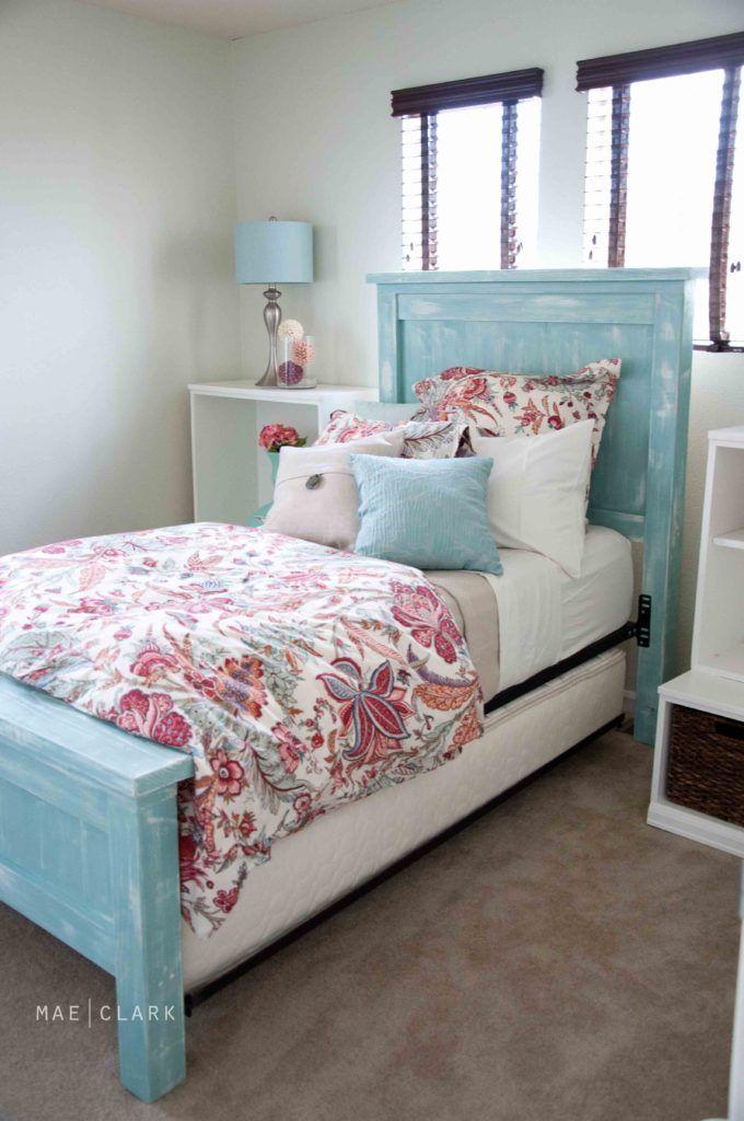 best 25 twin bed frames ideas on pinterest diy twin bed frame twin bed frame wood and kids twin bed frame - Diy Twin Bed Frame
