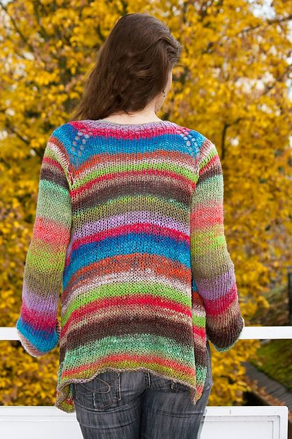 Ravelry: Silberblut's My amazing technicolor Dreamcoat