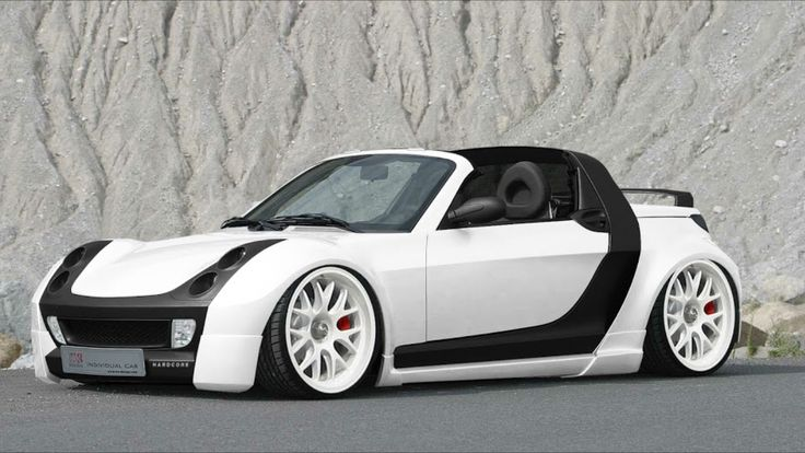 smart roadster brabus edition