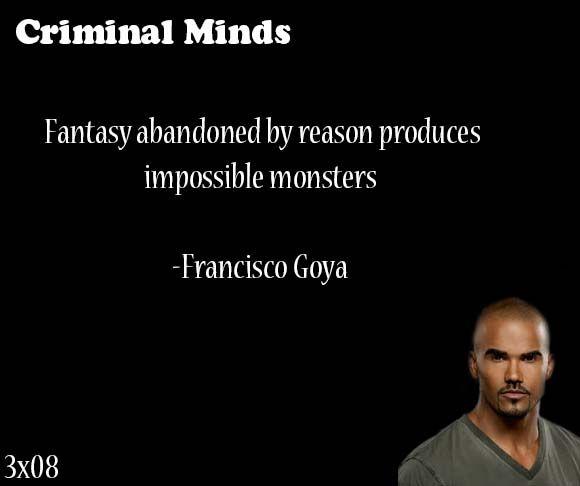 Criminal Minds Quotes Entrancing 260 Best Criminal Minds Quotes Images On Pinterest  David