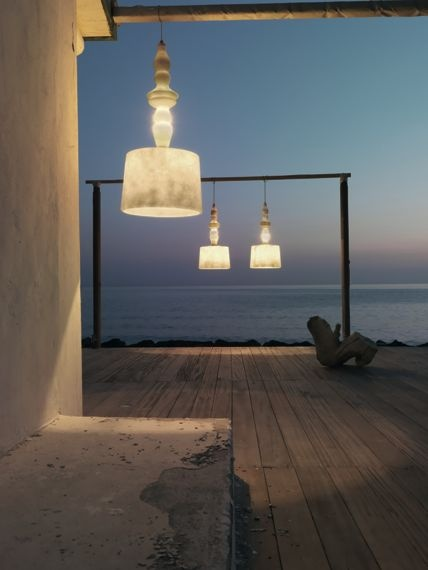 Karman Alibig Suspension Lamp