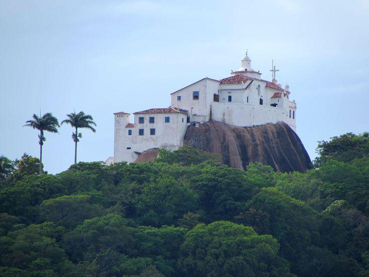 Convento da Penha. Vila Velha ES