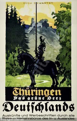 Hohlwein Ludwig 1874-1949 Thuringen