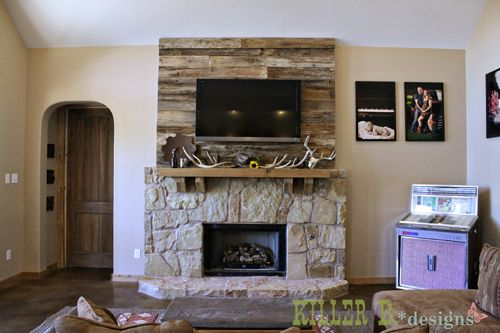 5 Beautiful Accent Wall Ideas To Spruce Up Your Home: 1000+ Ideas About Fireplace Accent Walls On Pinterest