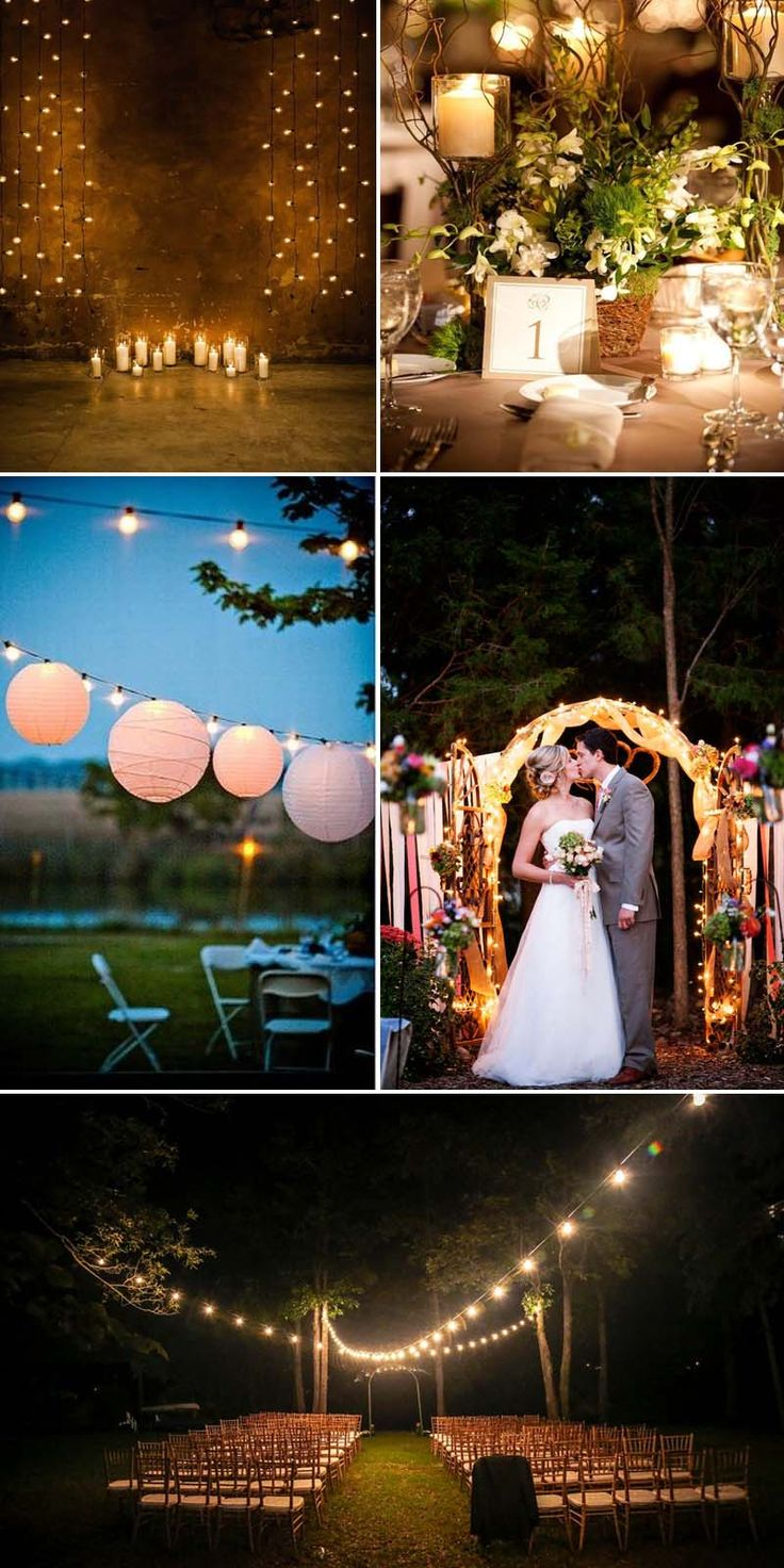 A Magical Night Wedding | www.yesbabydaily.com