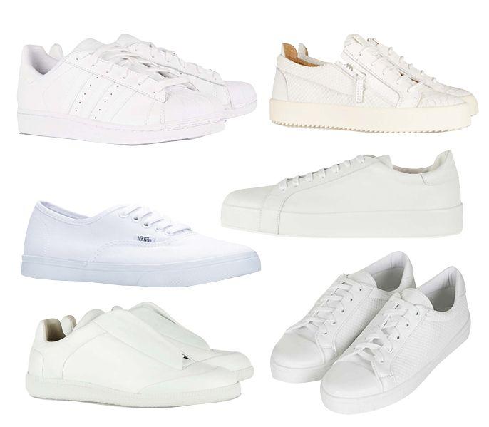 Выбор ELLE: Adidas Originals, Giuseppe Zanotti, Vans, Jil Sander, Maison Martin Margiela, TopShop