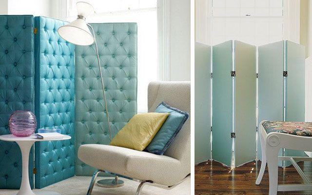49 biombos modernos para separar espacios decoracion pinterest blog y ideas - Biombos separadores de espacios ...