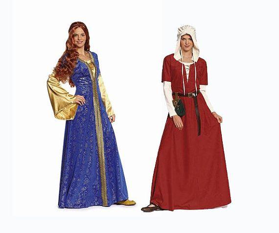 105 Best Images About Renaissance Sewing Patterns On Pinterest: Best 25+ Medieval Dress Pattern Ideas On Pinterest