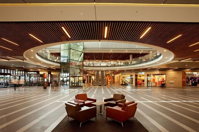 Caneland Central Shopping Centre by Lend Lease Design.