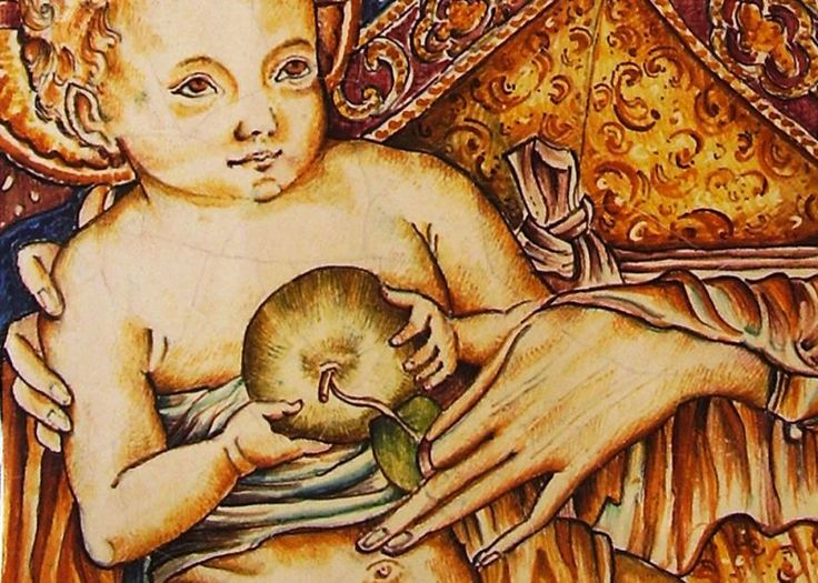 Madonna and Child (Crivelli). Icon depicting the Madonna and Child by Carlo Crivelli.