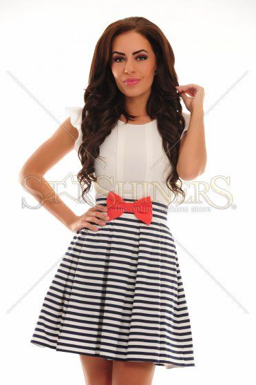 LaDonna Rare Attention White Dress