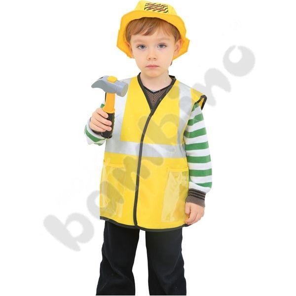 Budowlaniec - kostium z akcesoriami  http://www.mojebambino.pl/kostiumy/3319-budowlaniec-kostium-z-akcesoriami.html