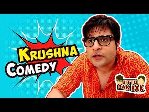 Krushna and Bittu Comedy | Bittu Bak Bak - Download This Video   Great Video. Watch Till the End. Don't Forget To Like & Share Click here to Subscribe to MAXIndia Channel : https://www.youtube.com/user/maxindia Click to watch all the videos of Bittu Bak Bak- https://www.youtube.com/playlist?list=PL-INa-htR755aY-Pxr0ONdADRDvf9DJcO Watch this compilation Fun Unlimited of all the funny episodes of Bittu Bak Bak. Watch all the latest clips of Bittu Bak Bak online on SonyLIV official website. For…