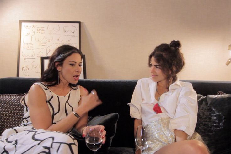Leandra Medine interviews Stacy London in this episode of The Chatroom.