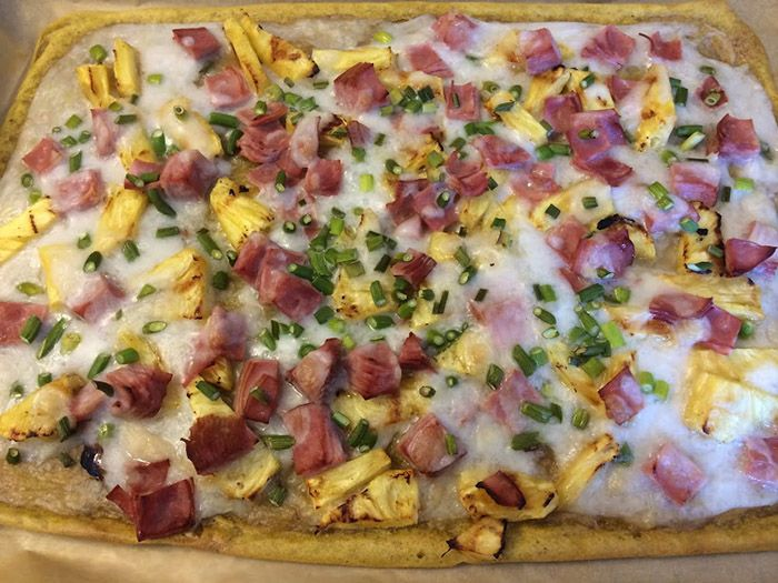 Guest Post by Mary Lapp – Ham and Pineapple Pizza (Autoimmune Protocol-Friendly) - The Paleo Mom