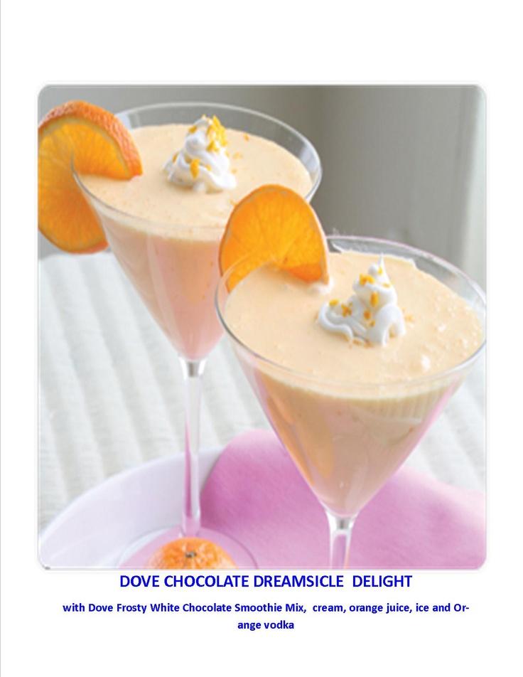 Dove Chocolate Discoveries Martini Mix Dove Chocolate ...
