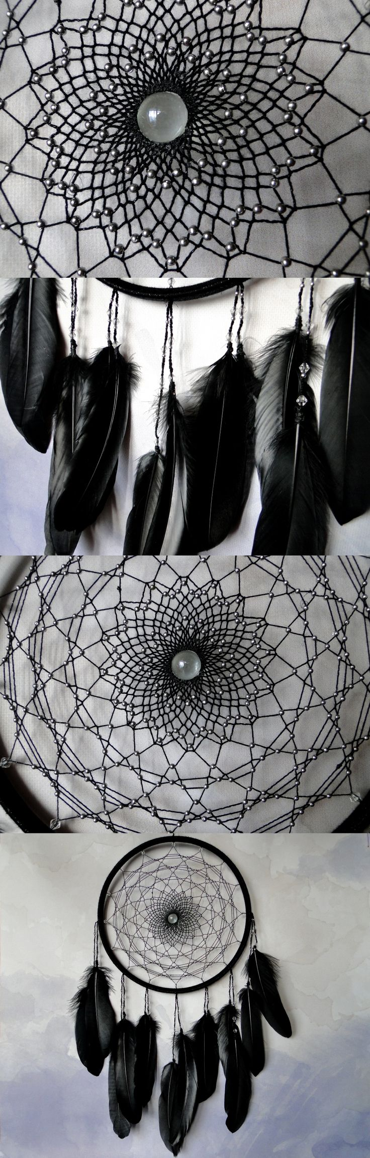 I wish I could weave webs like this!