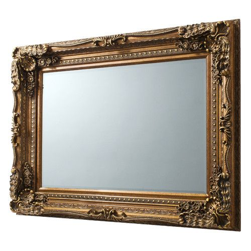 Found it at Wayfair.co.uk - Carved Louis Dressing Accent Mirror