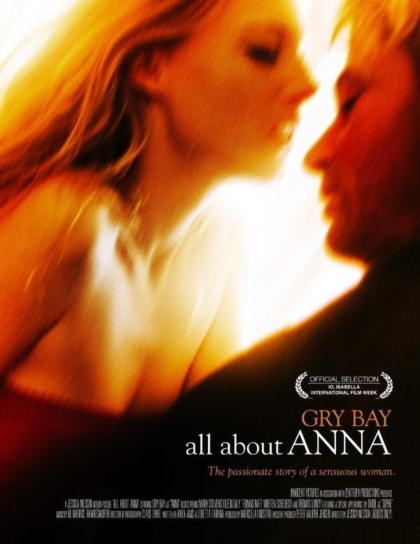 All about Anna - Poster
