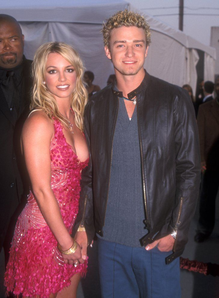 Pin for Later: 7 Celebrity Romances That Lasted Way Longer in Your Head Britney Spears and Justin Timberlake