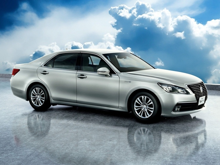Attrayant 2013 Toyota Crown Royal And Athlete Revealed [Photo Gallery]    Autoevolution For Mobile