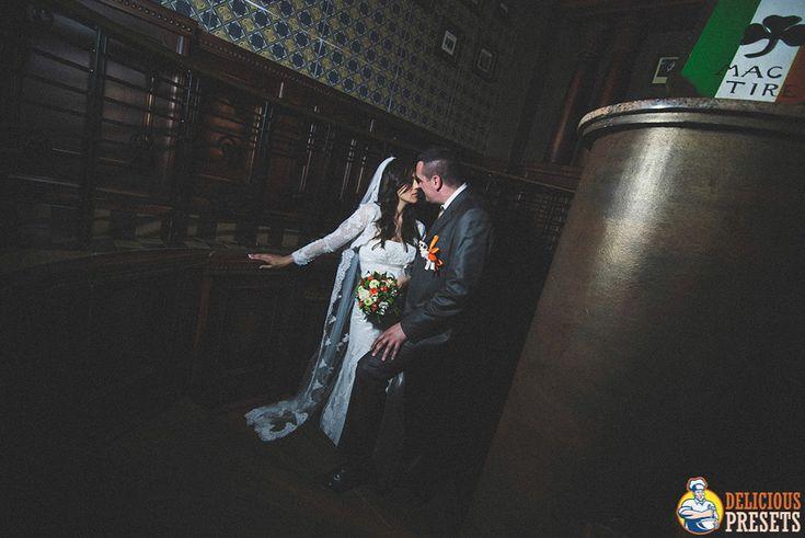 Lightroom 5 Wedding Photography