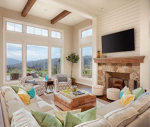 Más de 20 ideas increíbles sobre Cottage stil en Pinterest - wohnzimmer amerikanischer stil