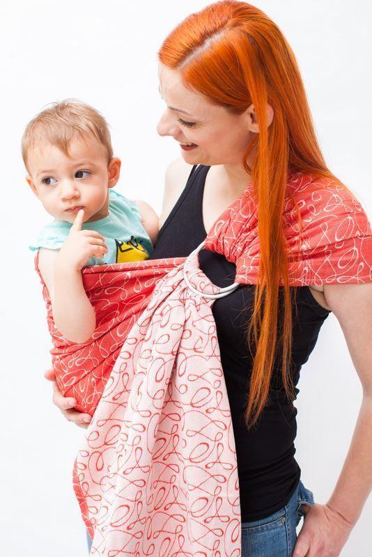 Picture of Neko Halka Sling Myra Ruby