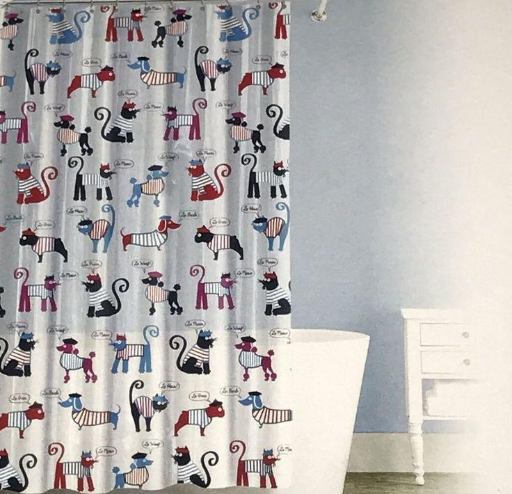 18 best Shower Ideas: Splash Shower Curtain Designs images on ...