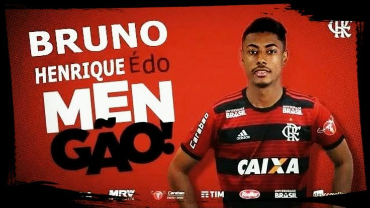 Bruno Henrique No Flamengo