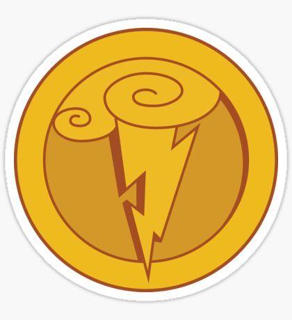 Pegatina Hercules Symbol of the Gods