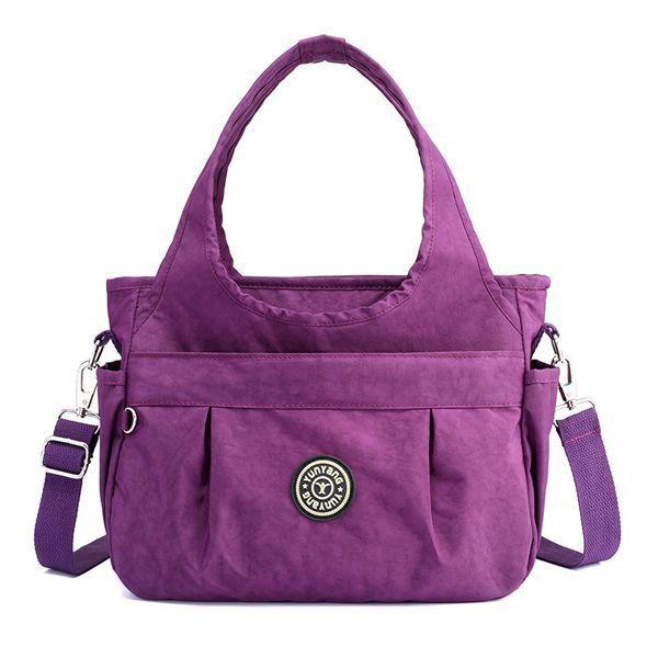 L#8217;classe handbags women nylon light weight tote handbag water resistant shoulder bag for women #9 #west #handbags #macys #damp;h #handbags #e #caprice #handbags #handbags #usa