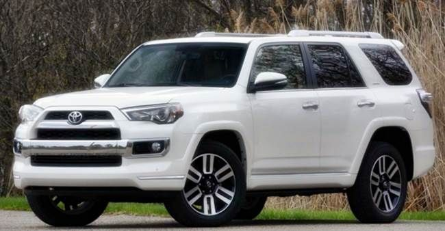 2017 Toyota 4Runner Trd Pro For Sale >> 2017 Toyota 4Runner Limited For Sale Malaysia - If perhaps you are to take into account the ...