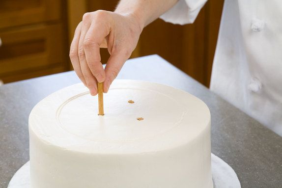 Secrets to Making a Wedding Cake | The Feed