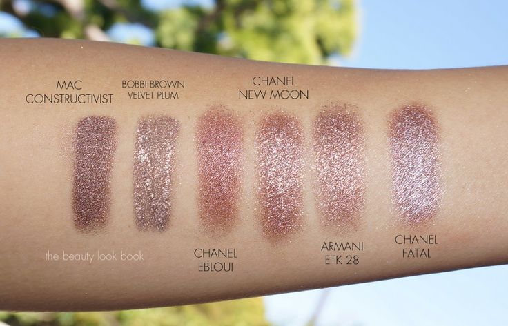 The Beauty Look Book: Chanel Illusion D'Ombre  I need CHANEL NEW MOON, EBLOUI AND FATAL