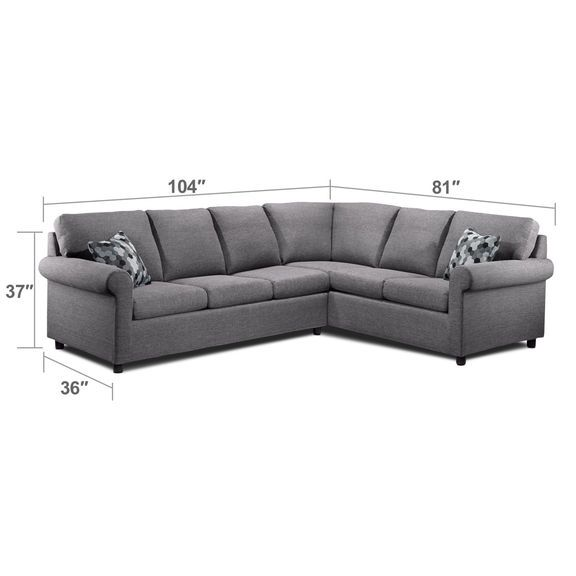 Furniture living room sectional and products on pinterest for Sectionnel lit leon