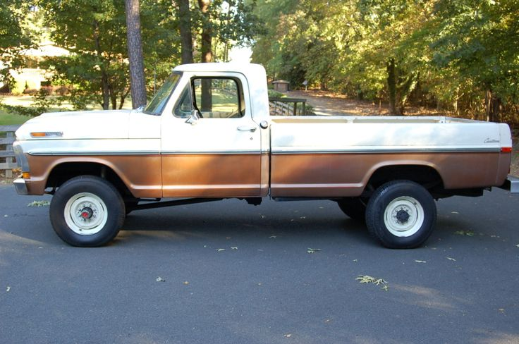 1972 F-250 HighBoy | Cars & Motorcycles that I love | Pinterest