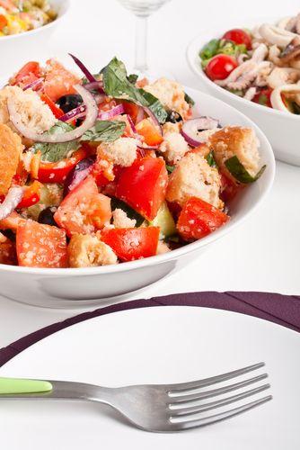 maggiano's panzanella salad