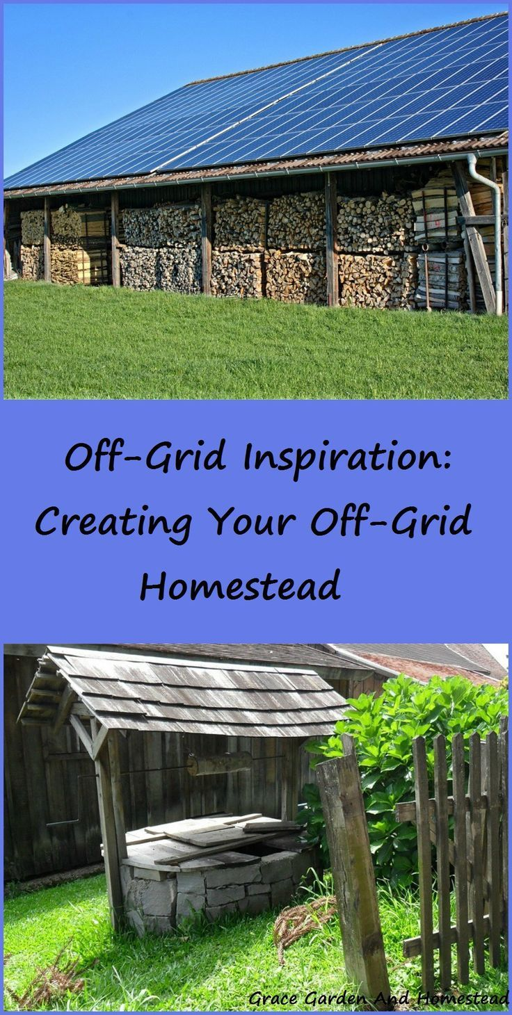how to get off the grid affordably