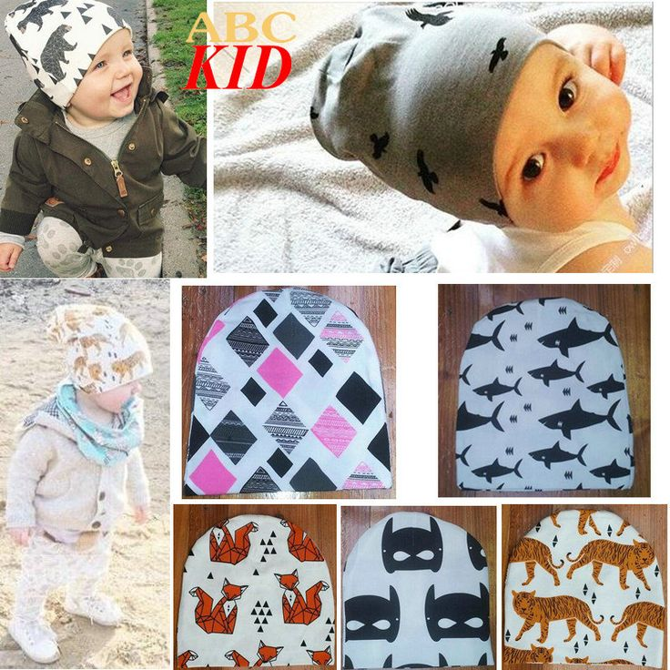 >> Click to Buy << Cheap Product Kids Hats Fox Tiger Print Hats For Children Bonnet Bucket Hat Baby Beanie Infants Toddler Caps KD412 #Affiliate