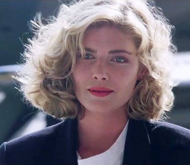 Kelly McGillis Top Gun Hair