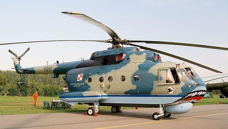Mi-14 Poland Navy