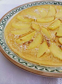 Histaminarme Apfel-Pfannkuchen | danielas foodblog