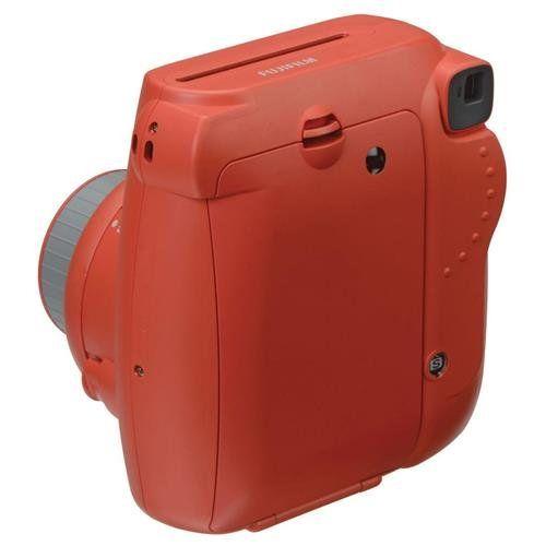 awesome Fujifilm Instax Mini 8 Instant Film Camera (Raspberry)