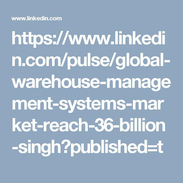 Fresh https linkedin pulse global warehouse