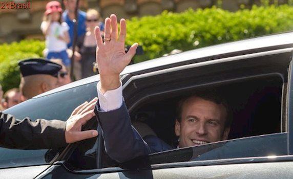 Partido de Macron deve vencer primeiro turno das eleições legislativas na França
